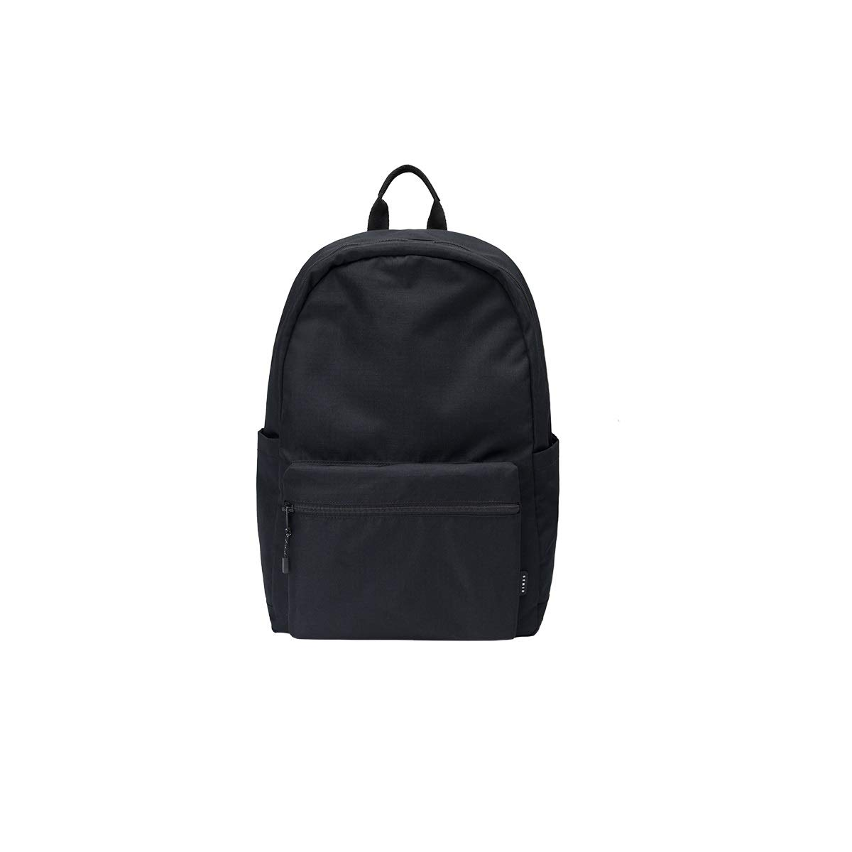 TONGBOSHI Backpack Male, Backpack Casual Simple Trend Travel Bag Female Large Capacity Computer Bag School Bag Male College Student (Color : Black)