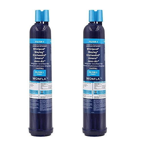 Refrigerator Water Filter Replacement For Whirlpool 43968...