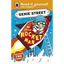 Ladybird Read It Yourself Genie Street Mr Chan Rocket Man