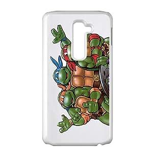 Teenage Mutant Ninja Turtles Cell Phone Case for LG G2