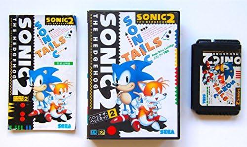 Amazon Com Sonic The Hedgehog 2 Japan Import Video Games