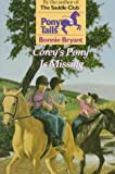 Corey's Pony Is Missing, Bonnie Bryant, 0553542087