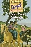 Corey's Pony Is Missing, Bonnie Bryant, 0553542087