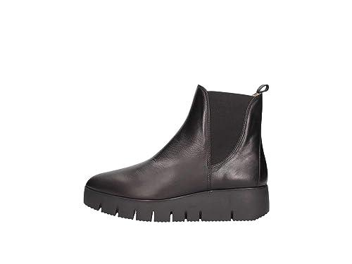 eab47a97f94a04 Unisa Women s Boots Black Size  8.5 UK  Amazon.co.uk  Shoes   Bags