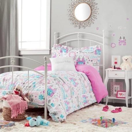 Pink Pram Quilt Sets - 3