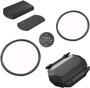 DEWIN Sensor inalámbrico para Bicicleta - Accesorio de Ciclismo ...
