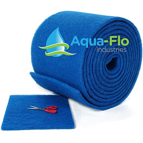 Aqua-Flo Cut to Fit AC / Furnace Premium Washable Reusable Air Filter (10