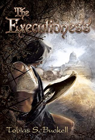book cover of The Executioness