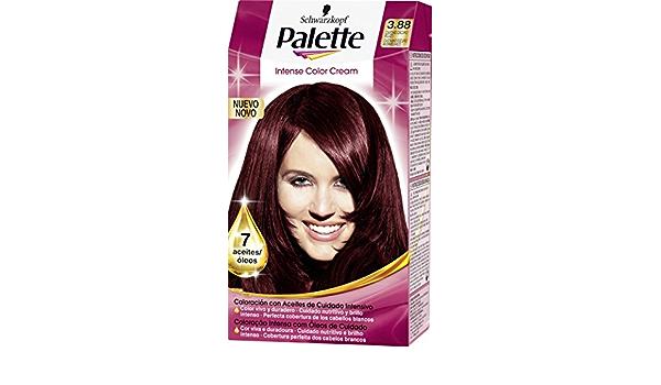 Palette Intense Cream Coloration 1697496 - Coloración ...