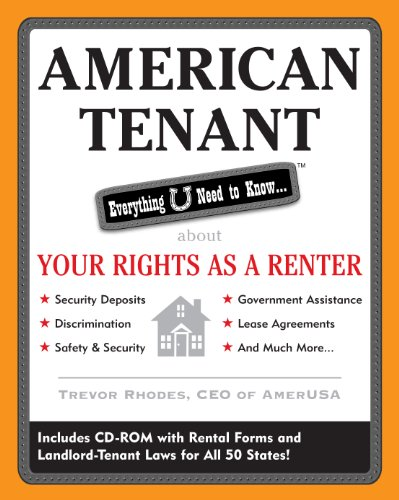 American Tenant: Everything U Need to Know About Your Rights as a Renter (Everything You Need to Know (McGraw-Hill)) (Lease Security Deposit)