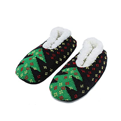 47d0f40d241 Amazon.com  Winter Cotton Slippers Indoor Footwear Women Home Non-Slip  Soft-Soled Warm Bedroom Shoes  Sports   Outdoors