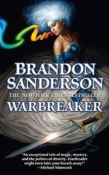 Warbreaker by [Sanderson, Brandon]
