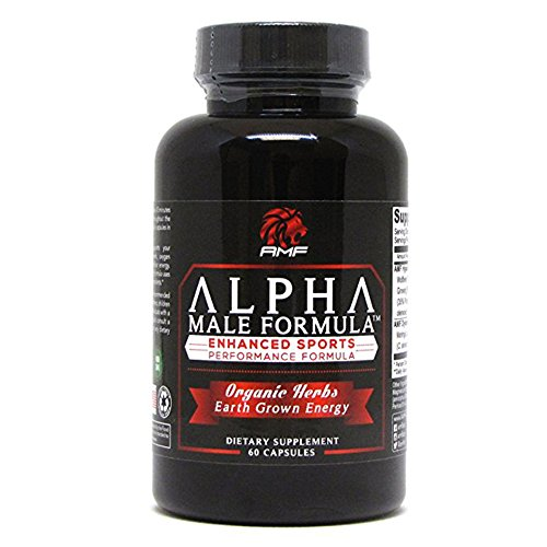 AMF Natural Supplement Endurance Preworkout product image