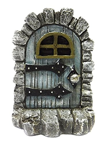Fiddlehead Fairy Garden Medieval Fairy Door by Fiddlehead Fairy Garden
