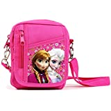 Disney Frozen Detachable Lanyard Messenger Shoulder Bag
