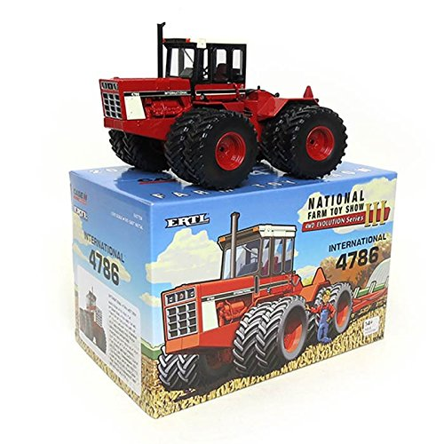 Ertl 1/32 International 4786 4WD Tractor, 2015 National F...