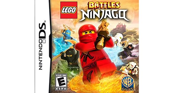 Amazon.com: Lego Battles: Ninjago - Nintendo DS: Whv Games ...