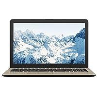 """ASUS X540UA-DS51 Laptop Computer, Intel Core i5-7200U Processor, 8GB DDR4 RAM, 1TB HDD, 15.6"""" FHD Display, DVD-RW Drive, Micro SD Card Reader"""