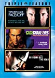Nicolas Cage Triple Feature (Face/Off / Snake Eyes / Bringing Out the Dead)