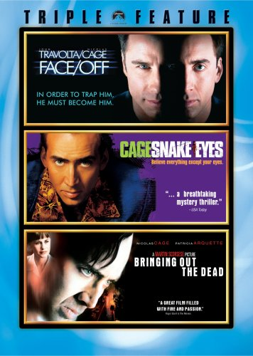 Nicolas Cage Triple Feature (Face/Off / Snake Eyes / Bringing Out the Dead) by Paramount Pictures