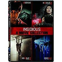 Insidious / Insidious: Chapter 2 / Insidious: Chapter 3 / Insidious: The Last Key - Set