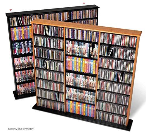 51yNN7uDo2L - Prepac Triple Width Wall  Storage Cabinet, Black