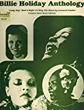 img - for Billie Holiday anthology;