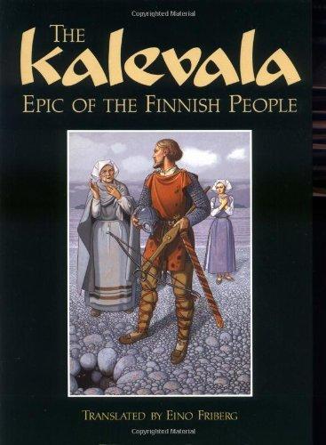 The Kalevala: Epic of the Finnish People (English and Finnish Edition) by Brand: Kustannusosakeyhtio Otava