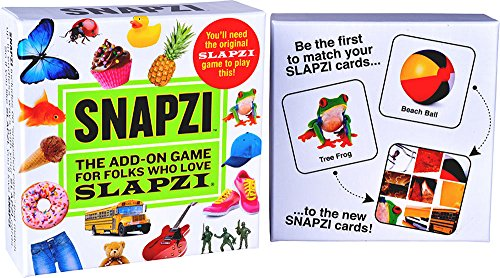 Snapzi - The Add-On Game for Folks Who Love Slapzi