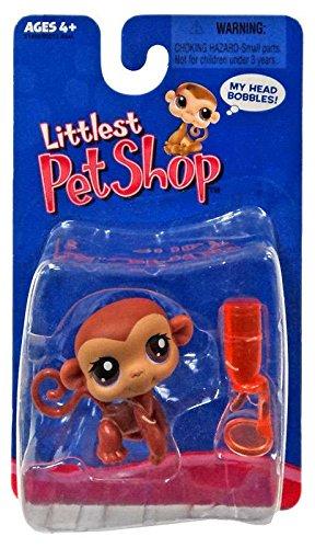 Littlest Pet Shop Exclusive Single Pack Figure Monkey - Exclusive Littlest Pet Shop