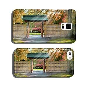 Autumn in jap.Garten cell phone cover case Samsung S6