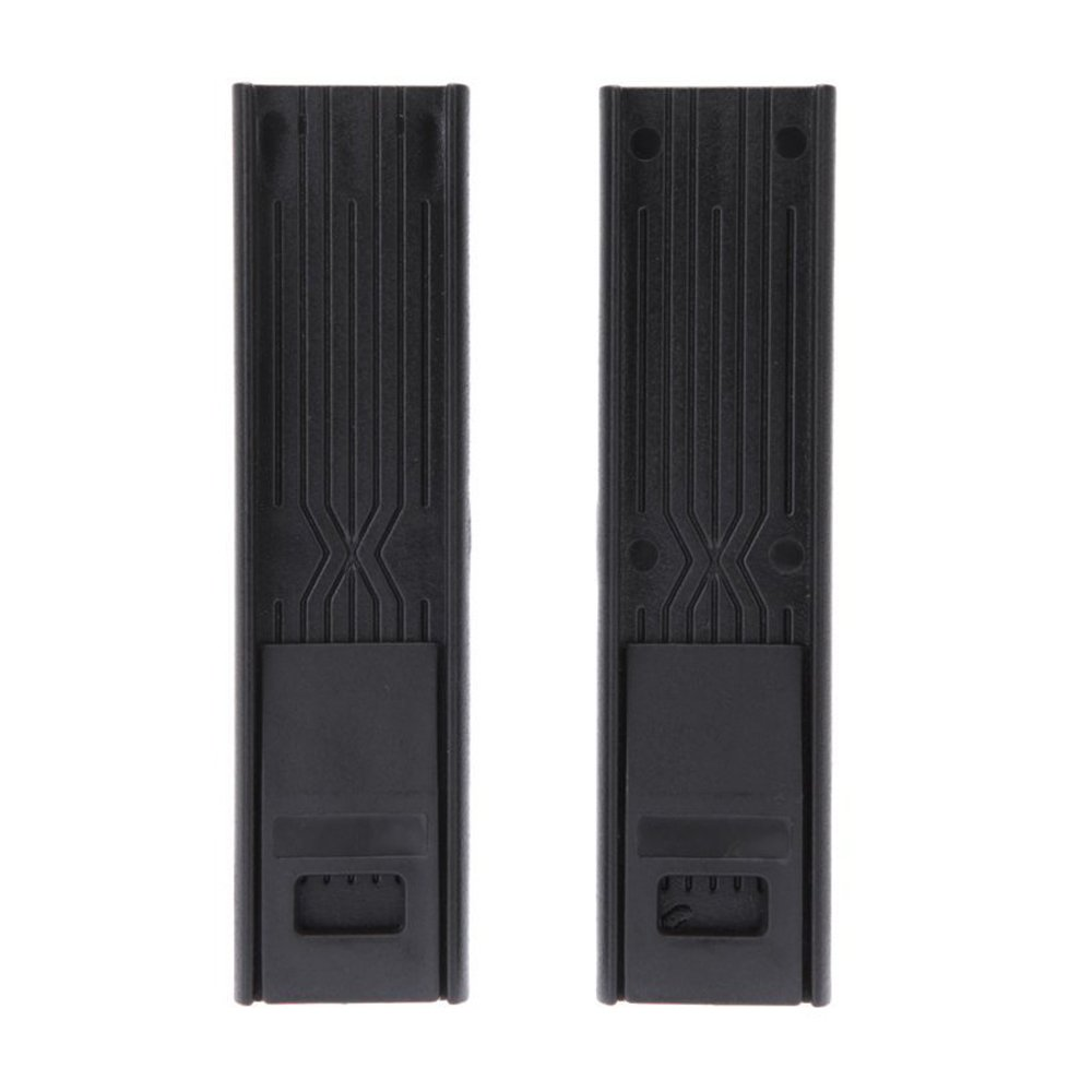 SODIAL(R) 2pcs Reed Case for Clarinet Sax Saxophone Protect Holds 4 Reeds 057197