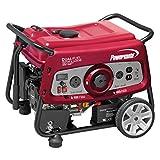 Powermate 6957 DF3500E 3500 Watt DUAL FUEL Portable Generator -...