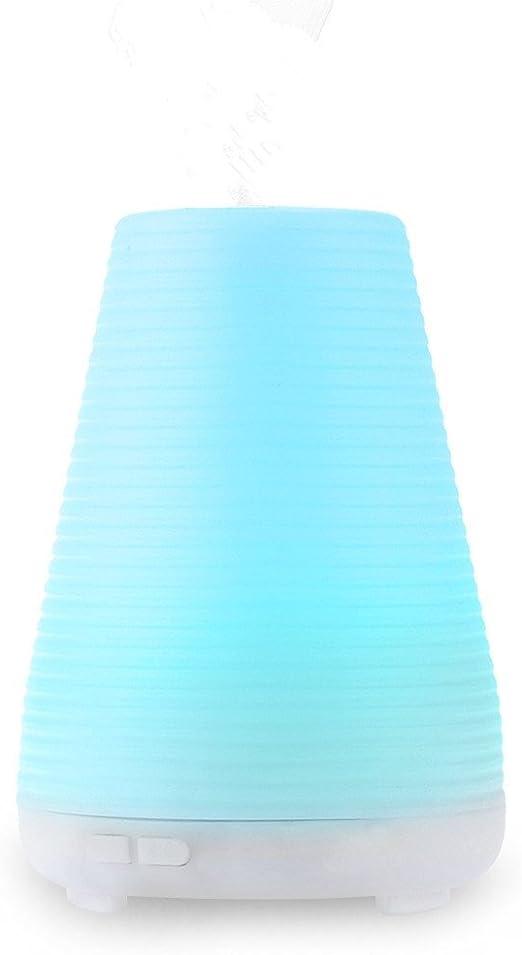 ZILONG 100 ml Humidificador ultrasónico Aromaterapia Aceite ...