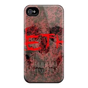 Hot Snap-on Seether Hard Cover Case/ Protective Case For Iphone 4/4s