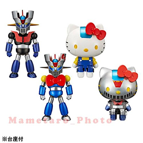 [Mazinger Z - Hello Kitty World Collectible figures all four set] (Gumball Machine Costume For Kids)