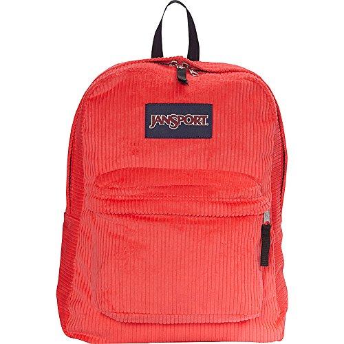 Jansport - Unisex-Adult Black Label Superbreak Backpack Coral Dusk