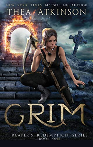 Grim (Reaper's Redemption Book 1) (A Reaper Grim Make)
