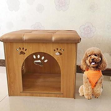 Nclon Perro Gato Casa Mascota Camada de Gato Cambio de ...