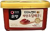 Daesang OS52184S Pâte de poivre chaude Sunchang Gochujang, 1000-Gram