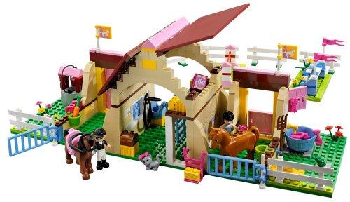 lego friends 3189 jeu de construction les curies de heartlake city amazonfr jeux et jouets