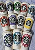 Starbucks Party Favors