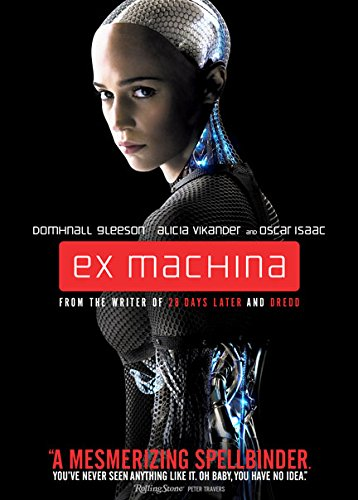 DVD : Ex Machina (DVD)