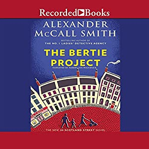 The Bertie Project Audiobook