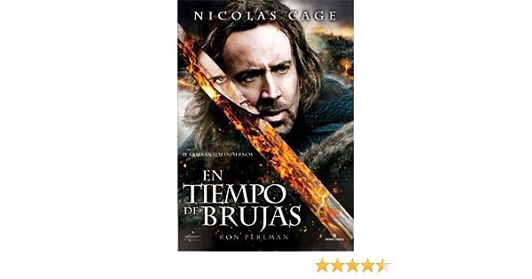 En tiempo de brujas [DVD]: Amazon.es: Nicolas Cage, Ron ...