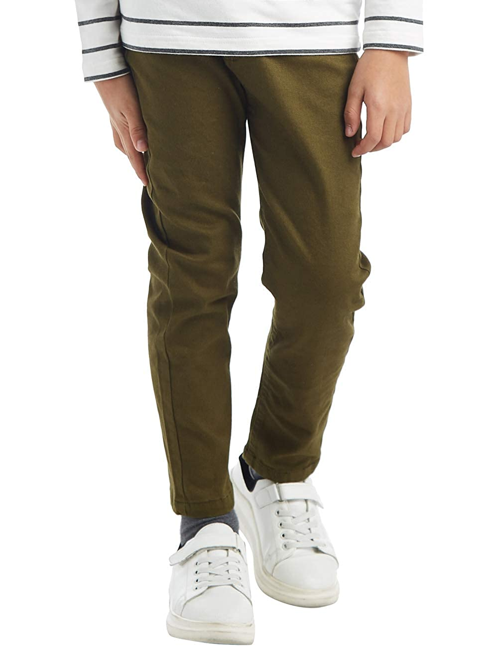 84b17f9226 Online Cheap wholesale BYCR Boys Skinny Elastic Waistband Cotton Camo Cargo  Jogging Pants Pants Suppliers
