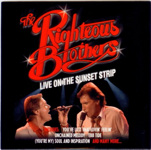 The Righteous Brothers Live on the Sunset Strip by Jayharvey Records