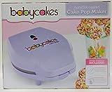 Babycakes Cake Pop Maker CP-70 Purple, Makes 12