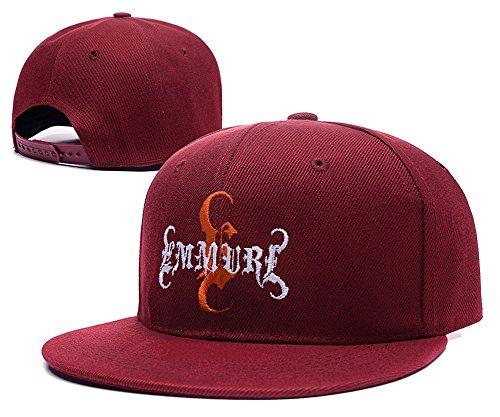 DEBANG Emmure Band Logo Cap Embroidery Snapback Hat
