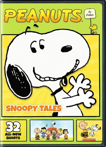 Peanuts by Schulz: Snoopy Tales ()